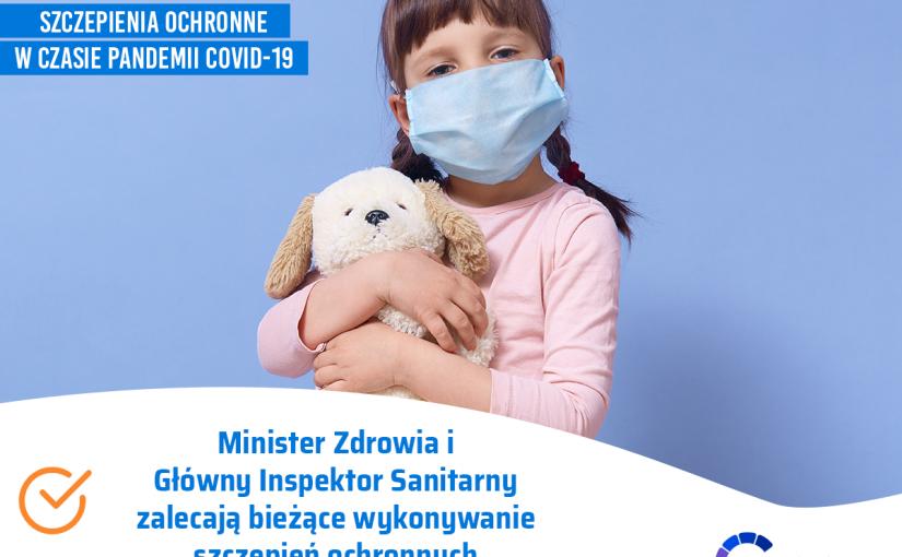 List do Rodziców w sprawie szczepień!